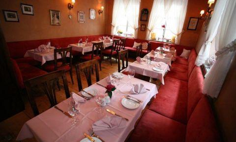 Restaurantul Zu ebener Erde und erster Stock