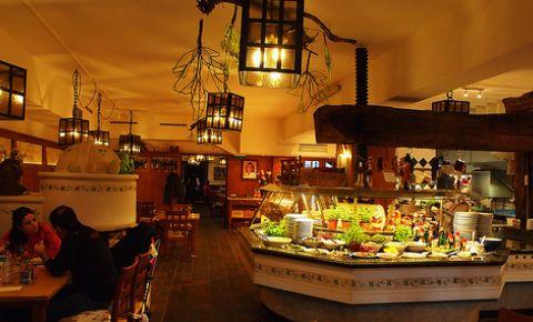 Restaurantul Zum Martin Sepp