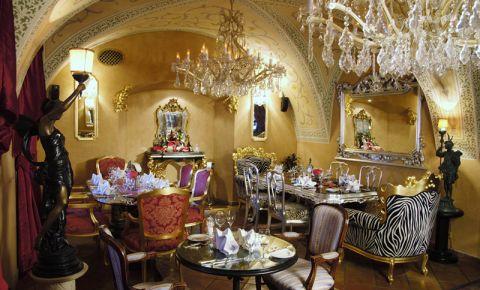Restaurant Alchymist Club - Praga