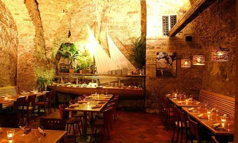 Restaurantul Ambiente (Restaurante Brasiliero)