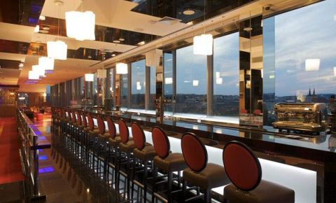 Restaurant Cloud 9 Sky Bar & Lounge - Praga