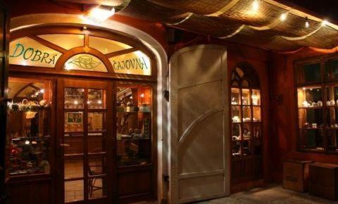 Restaurant Dobra Cajovna - Praga