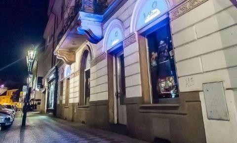 Restaurant K.U. bar lounge - Praga