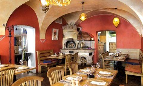 Restaurant LaryFary - Praga