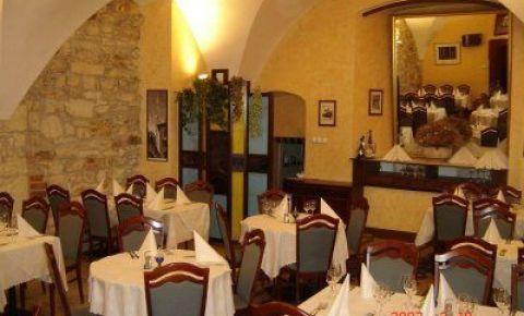 Restaurant Le Cinque Corone - Praga