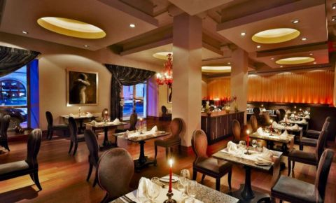 Restaurantul Le Grill Restaurant and Garden @ The Kempinski