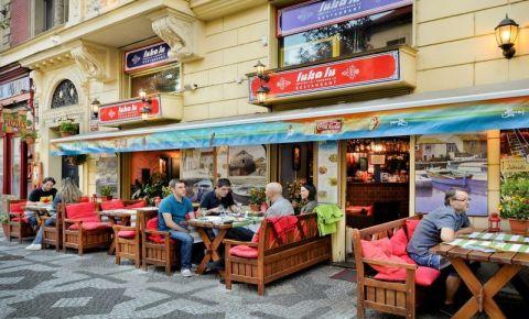 Restaurantul Luka Lu