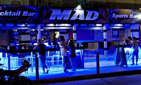 Restaurant Mad Bar - Praga