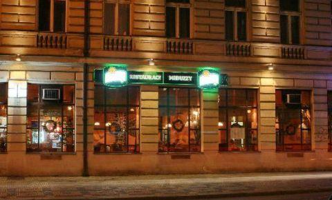 Restaurant Meduzzy - Praga