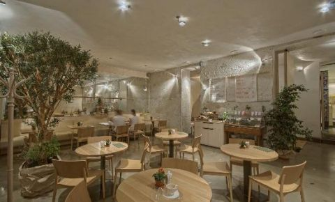 Restaurant Mistral Cafe - Praga