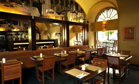 Restaurantul Modra Zahrada
