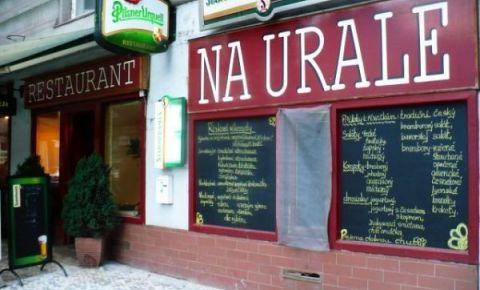 Restaurant Na Urale - Praga