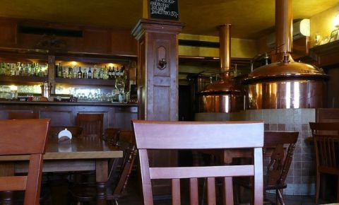 Restaurantul Pivovar u Bulovky