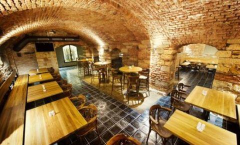 Restaurantul Restaurace Ostrovni