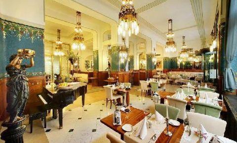 Restaurant Sarah Bernhardt Restaurant - Praga