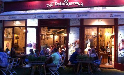 Restaurantul U Dvou Sester