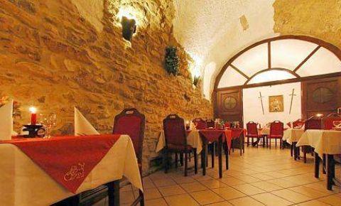 Restaurantul U Zlateho Lva