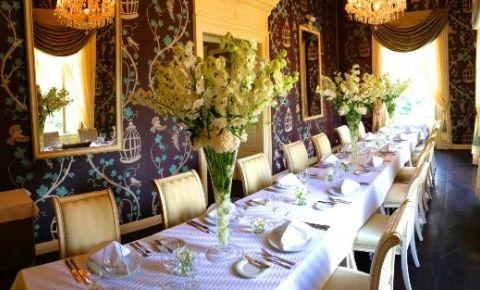 Restaurantul Villa Richter Restaurant