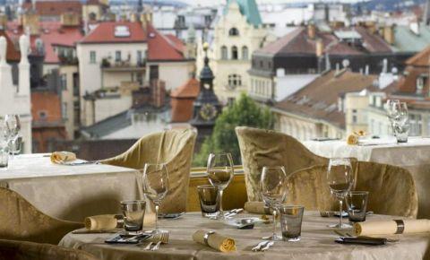 Restaurantul Zlata Praha