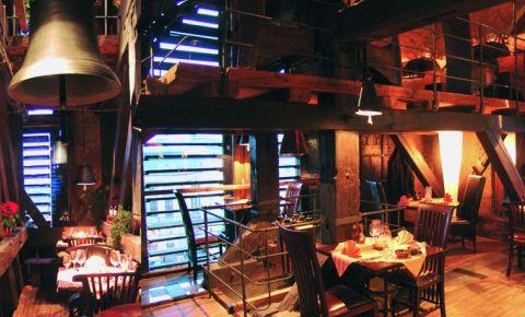 Restaurantul Zvonice