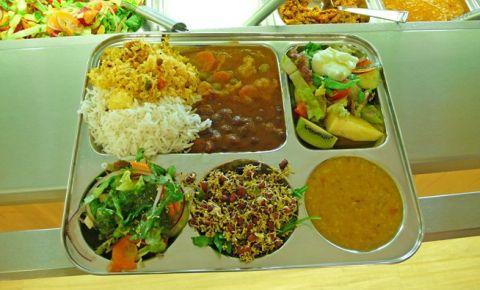Restaurantul Beas vegetarian dhaba