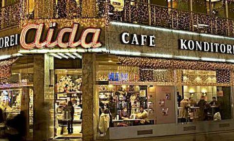 Restaurantul Cafe-Konditorei Aida