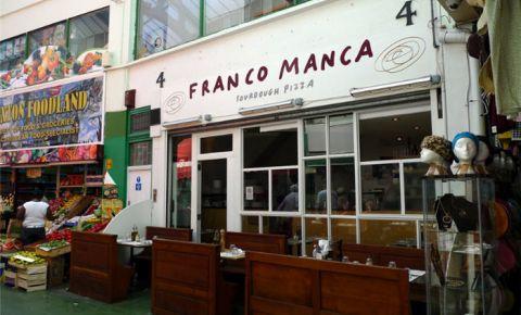 Restaurantul Franco Manca