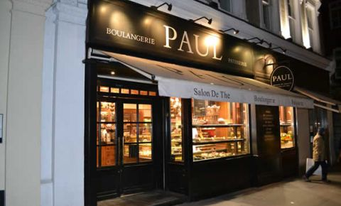 Restaurant Paul - Covent Garden - Londra