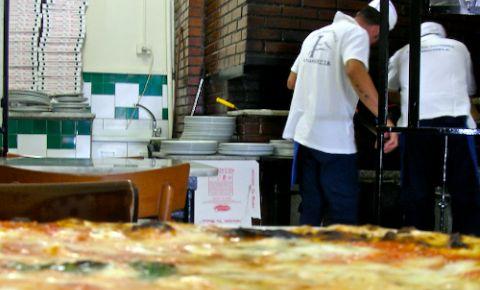 Restaurantul Pizzeria Da Michele
