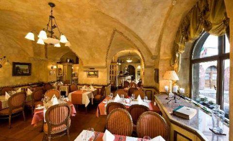 Restaurant Pod Vezi - Praga