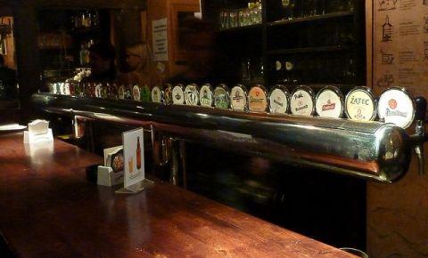 Restaurantul Praga Beer Museum