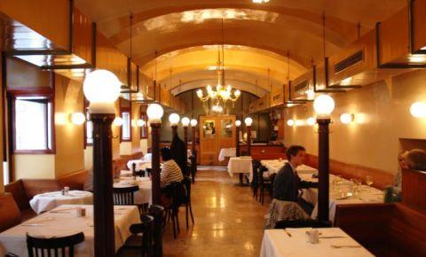 Restaurantul Salzamt
