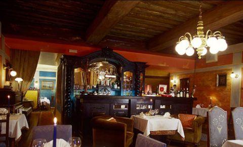 Restaurant U modre kachnicky - Praga