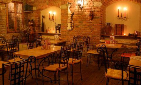 Restaurantul U Slepe Kocicky