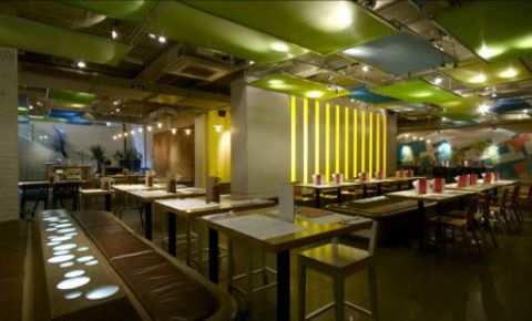 Restaurantul Wahaca