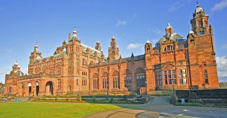 Ghid turistic Glasgow