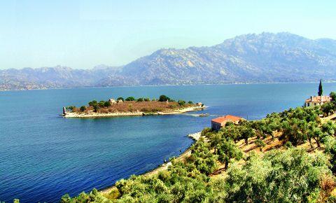 Lacul Bafa din Didim