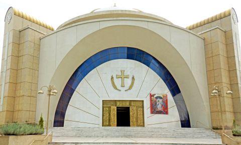 Biserica Sfantului Evanghelist din Tirana