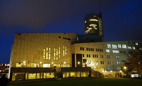 Teatrul si Opera Aalto din Essen