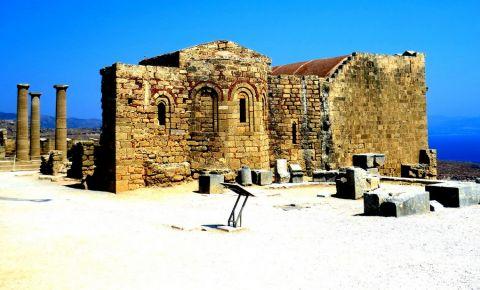 Acropola din Insula Rodos