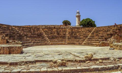 Acropola si Odeonul din Paphos