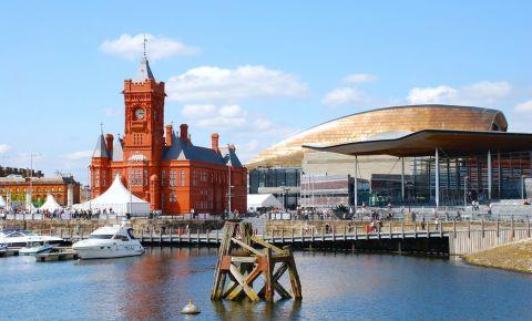 Adunarea Nationala a Tarii Galilor din Cardiff