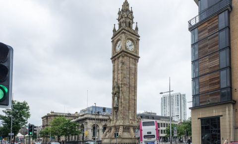 Turnul cu Ceas Albert din Belfast