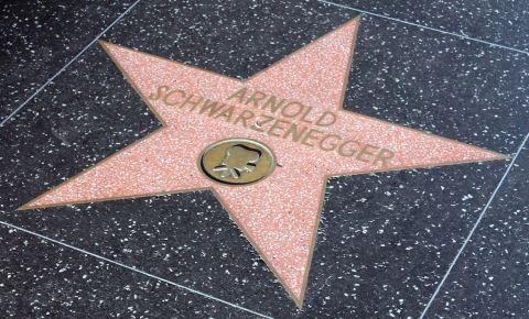 Aleea Celebritatilor din Los Angeles