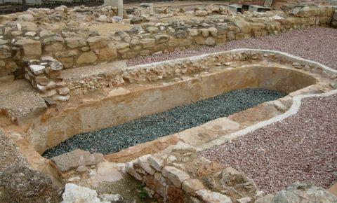 Situl arheologic Lucentum din Alicante