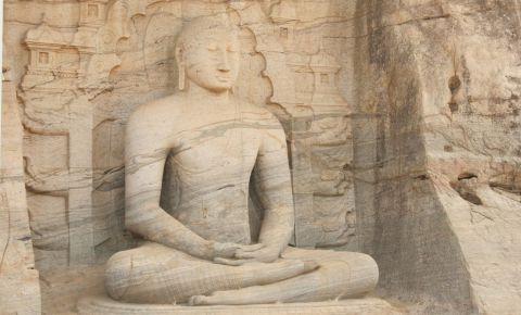 Altarul lui Buddha din Polonnaruwa