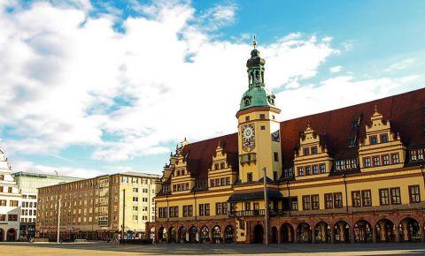 Primaria Veche a Orasului Leipzig