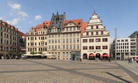 Cladirea Alte Waage din Leipzig