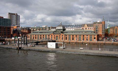 Piata de Peste din Hamburg