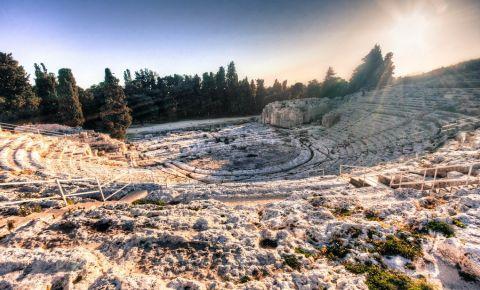 Amfiteatrul Grec din Siracuza